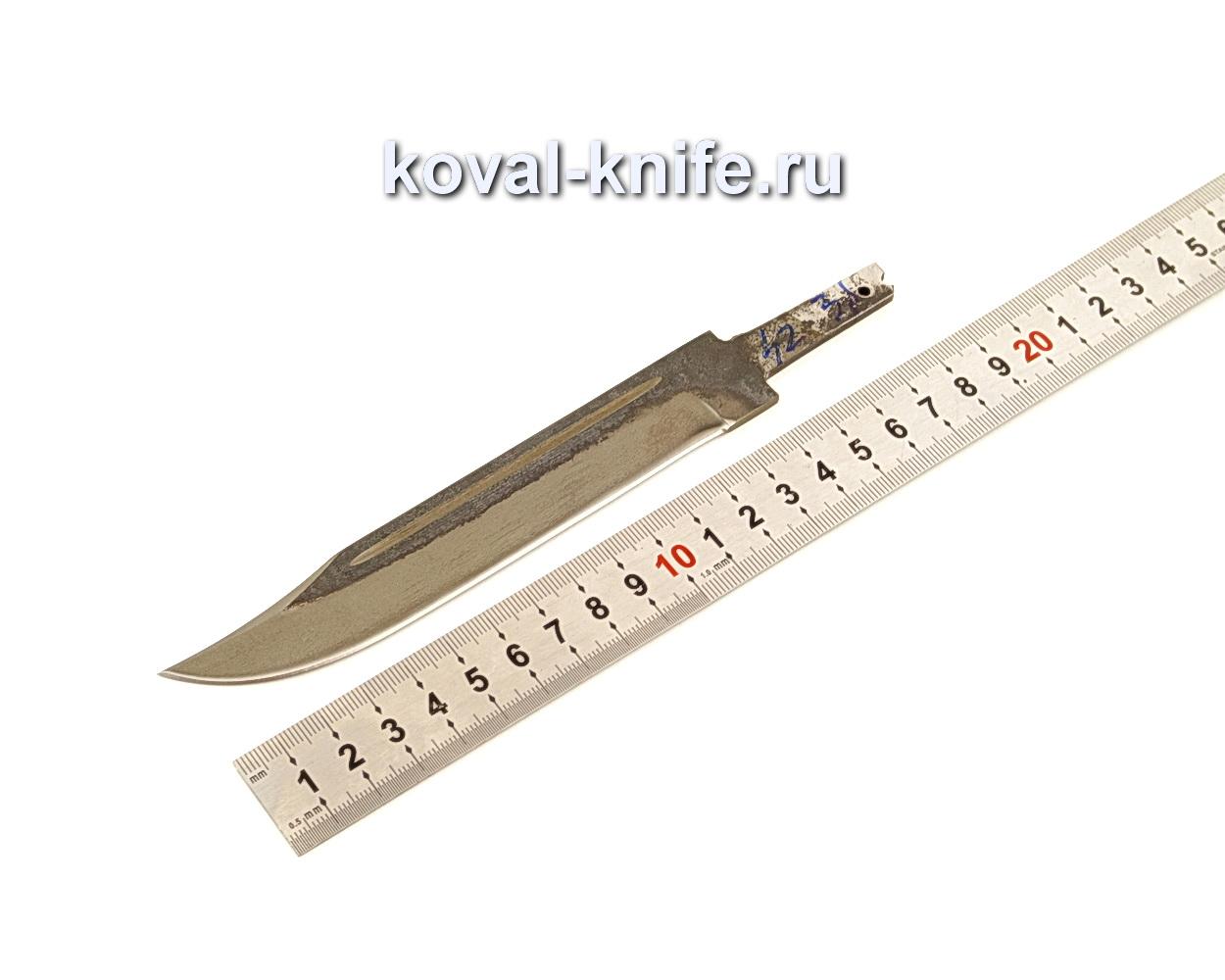 Клинок для ножа НР40 из булатной стали N42