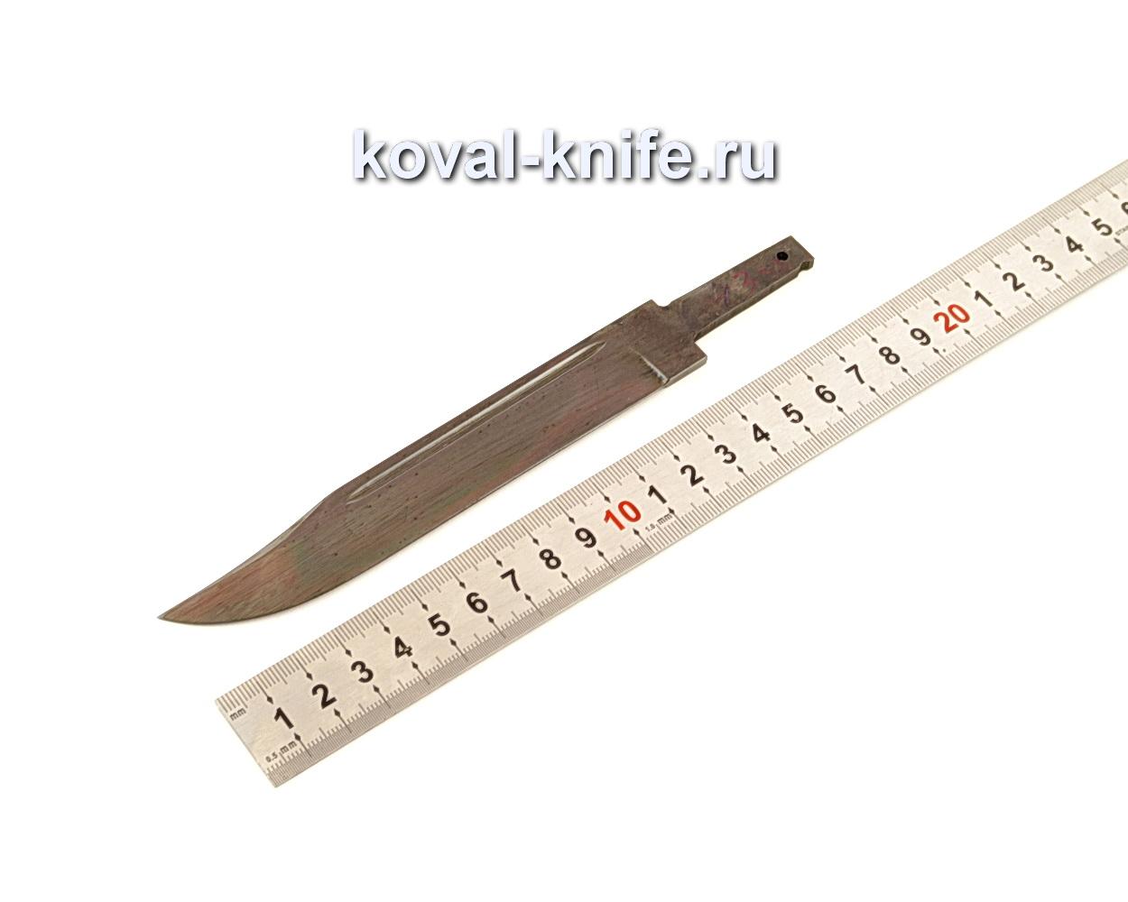 Клинок для ножа НР40 из кованой стали У10А N43