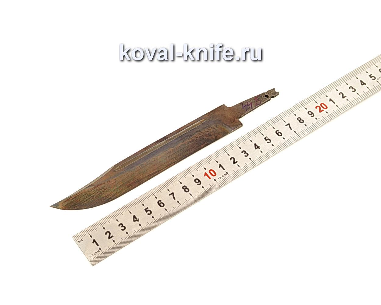 Клинок для ножа НР40 из кованой стали У10А N44
