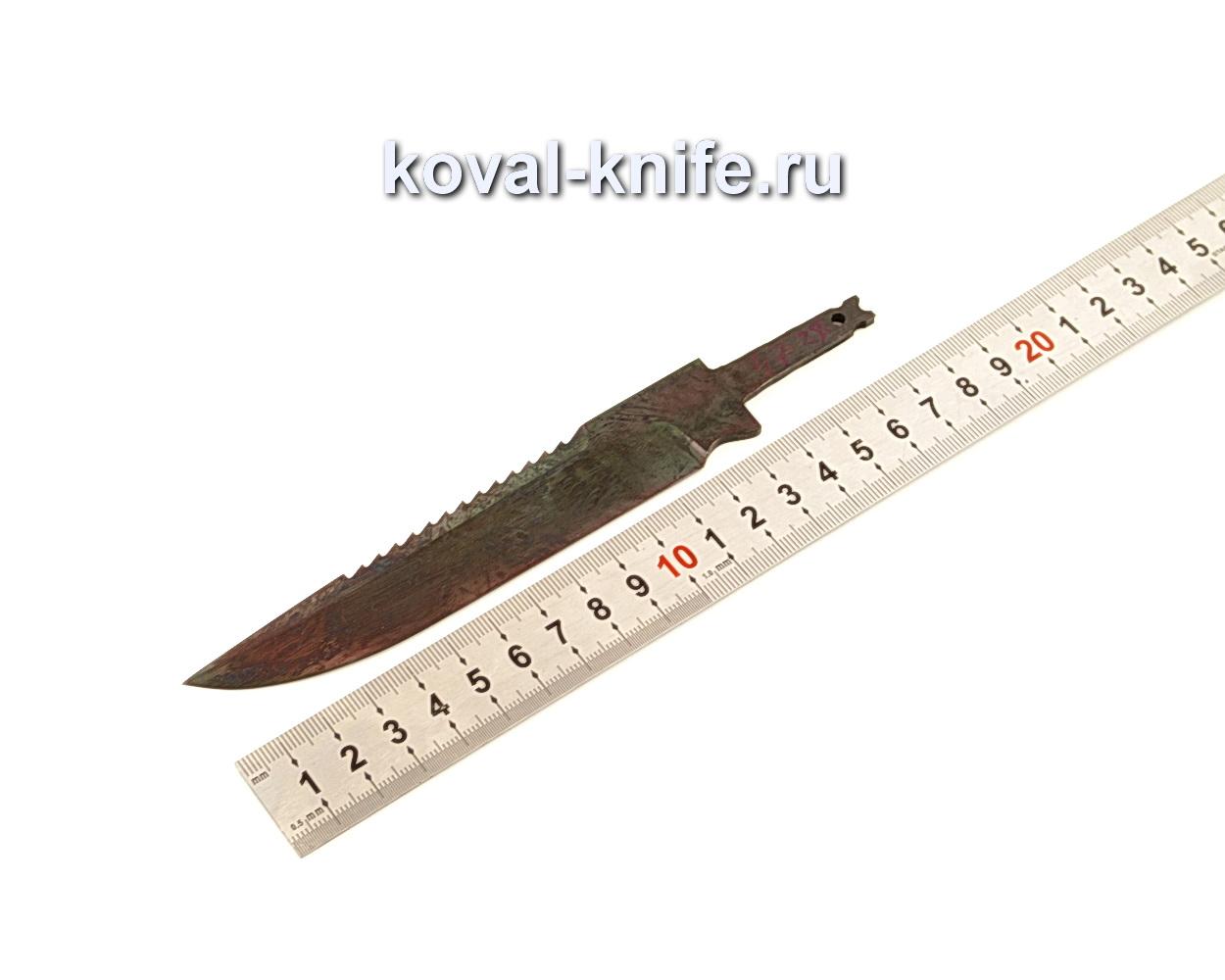 Клинок для ножа Рыбак из кованой стали У10А N47
