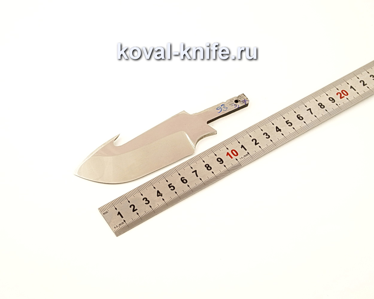 Клинок для ножа из кованой 95Х18 N93