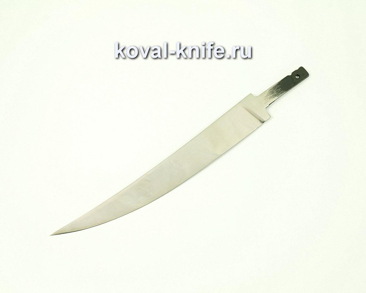 Клинок Филейного ножа (кованая сталь 95х18)