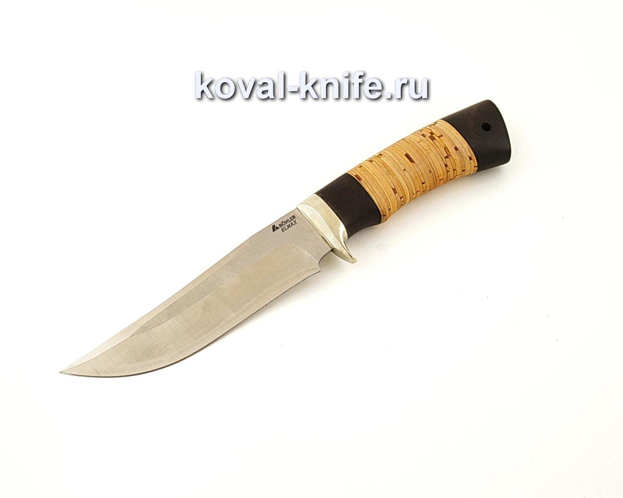 Нож Клыч из порошковой стали Elmax A637