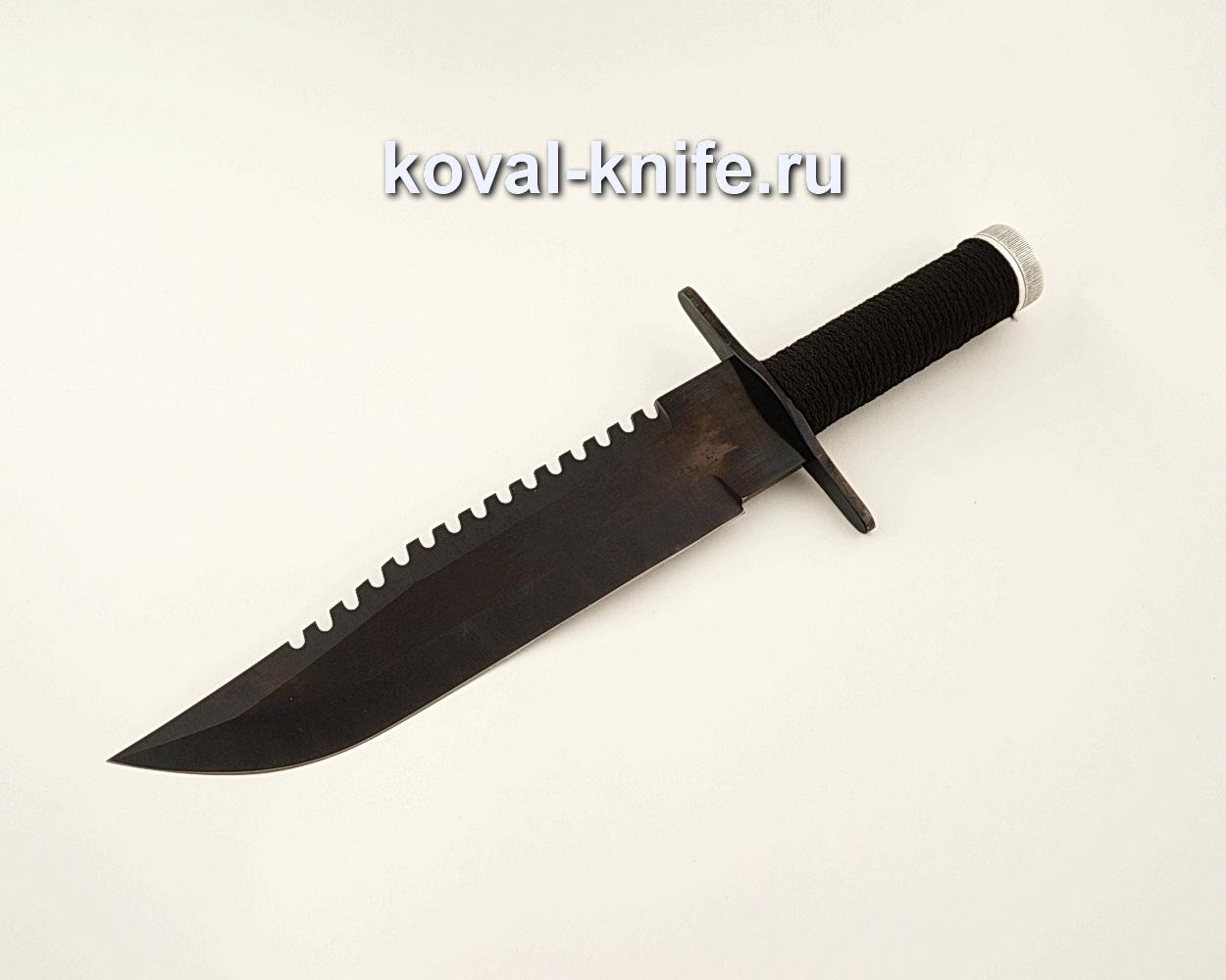 Нож Рэмбо из углеродистого композита  A613