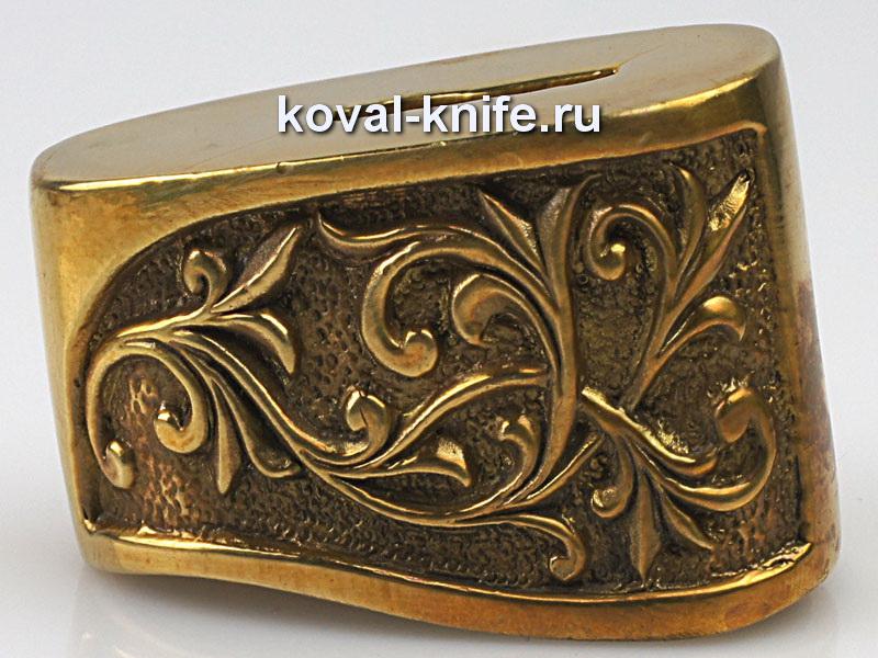 Литье для ножа 133 Устье ножен ножа