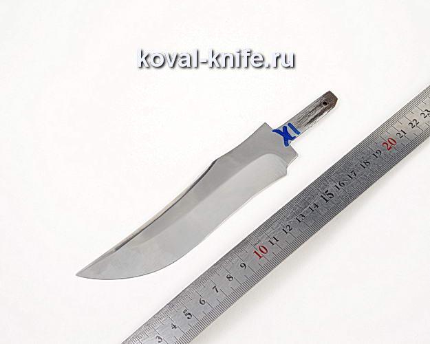 Клинок для охотничьего ножа из кованой стали 95х18 X1