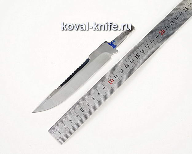 Клинок для рыбацкого ножа из кованой стали 95х18 X2