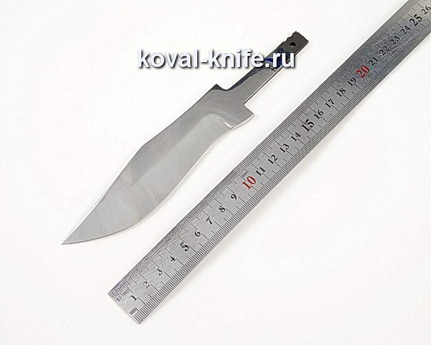 Клинок для охотничьего ножа из кованой стали 95х18 X3