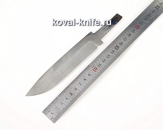 Клинок для охотничьего ножа из кованой стали 95х18 X4