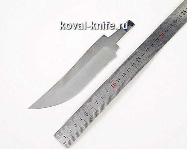 Клинок для охотничьего ножа из кованой стали 95х18 X6