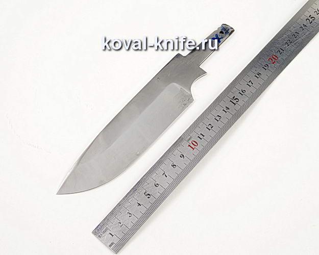 Клинок для охотничьего ножа из кованой стали 95х18 X7