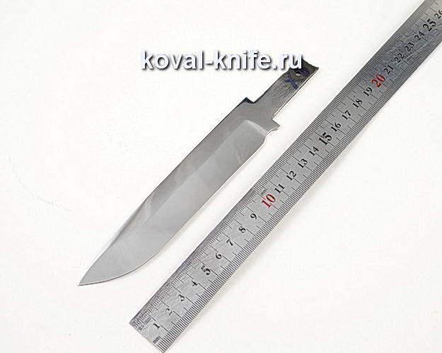 Клинок для охотничьего ножа из кованой стали 95х18 X8