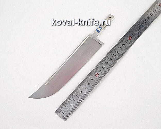 Клинок для ножа Пчак из порошковой стали Elmax e5