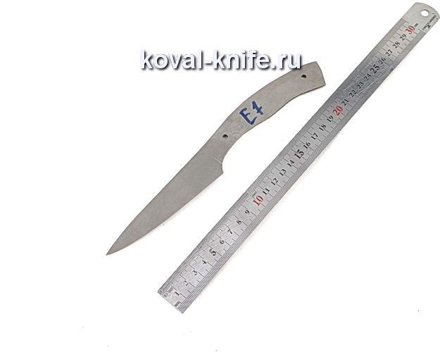 Клинок для кухонного ножа из порошковой стали Elmax e7