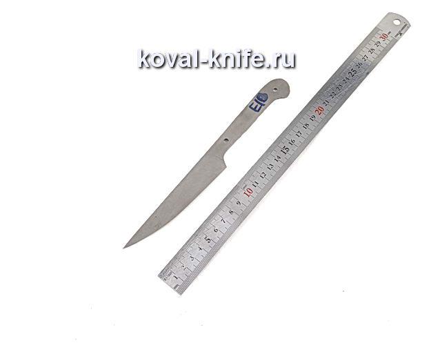 Клинок для кухонного ножа из порошковой стали Elmax e10
