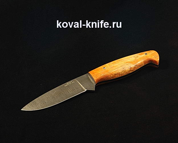 Нож S10 из булатной стали