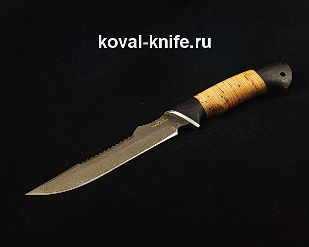 Нож Рыбак S113 из булатной стали
