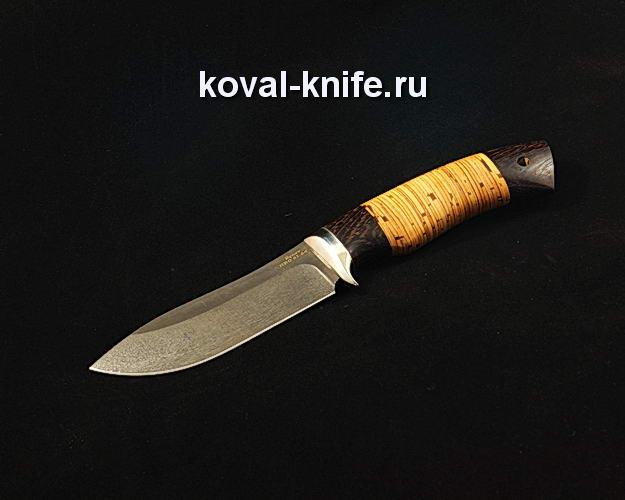 Нож Кабан S114 из булатной стали
