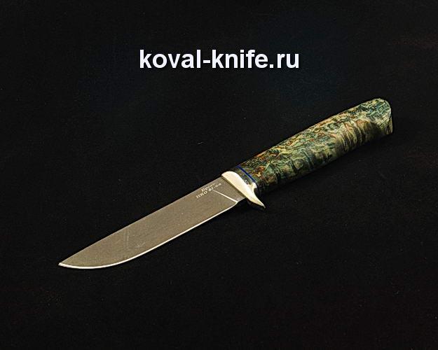 Нож S115 из булатной стали