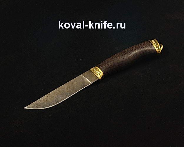 Нож S118 из дамасской стали