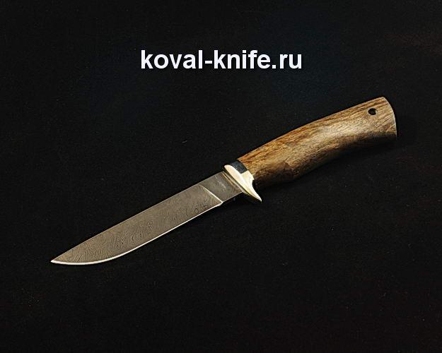 Нож S119 из дамасской стали