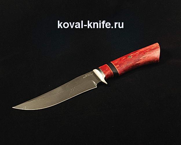 Нож S12 из булатной стали