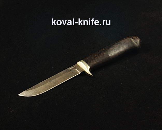 Нож S120 из булатной стали