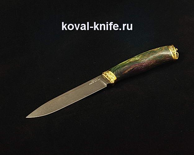 Нож S121 из булатной стали