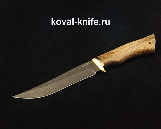 Нож S122 из булатной стали