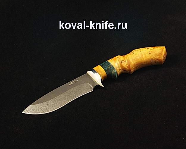 Нож S123 из булатной стали