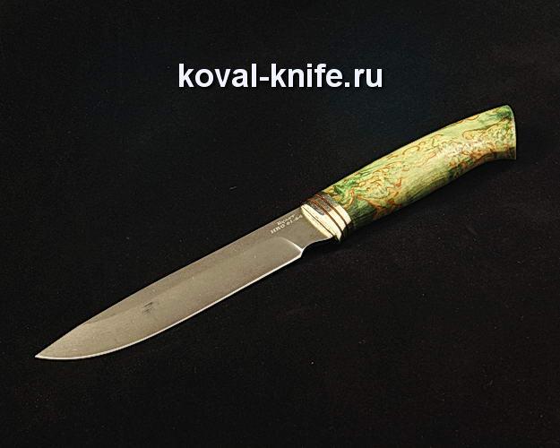 Нож S124 из булатной стали