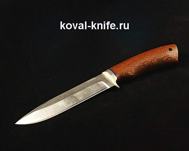 Нож S126 из порошковой стали ELMAX