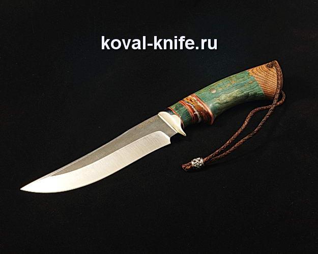 Нож S128 из порошковой стали М390