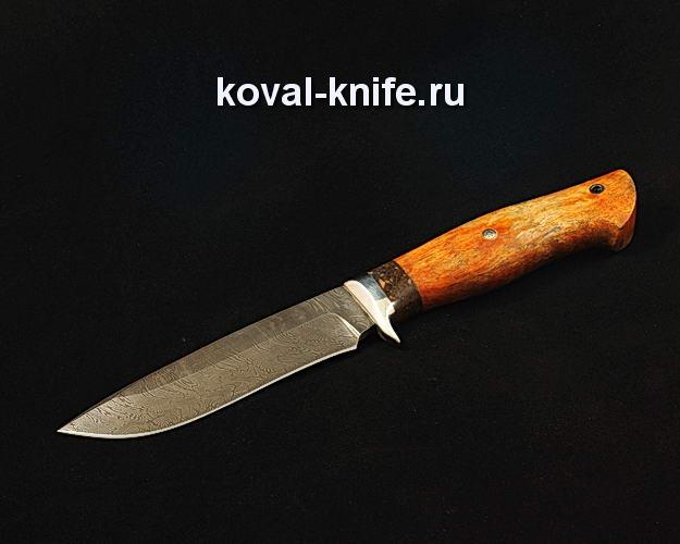 Нож S13 из дамасской стали