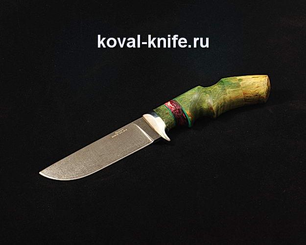 Нож S134 из булатной стали