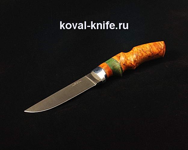 Нож S135 из булатной стали