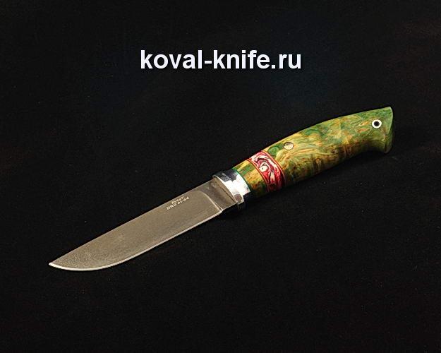 Нож S136 из булатной стали
