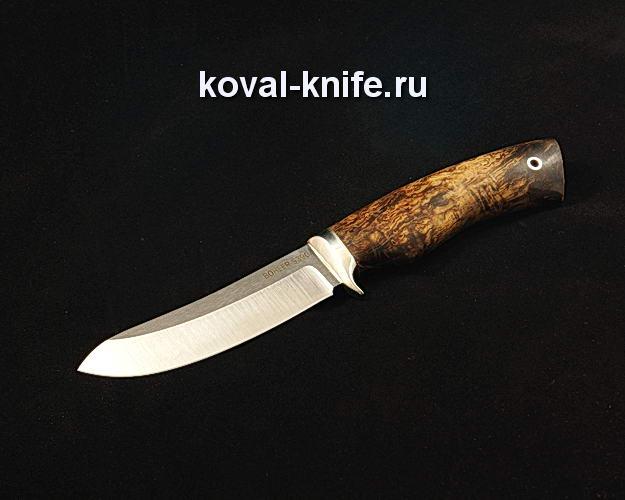 Нож S138 из порошковой стали S390