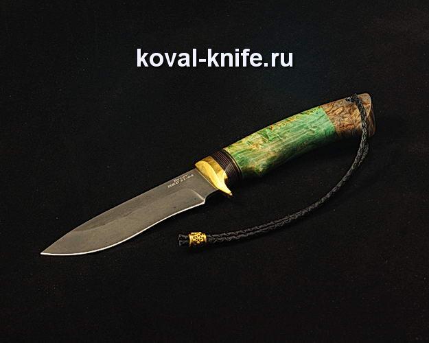 Нож S140 из булатной стали
