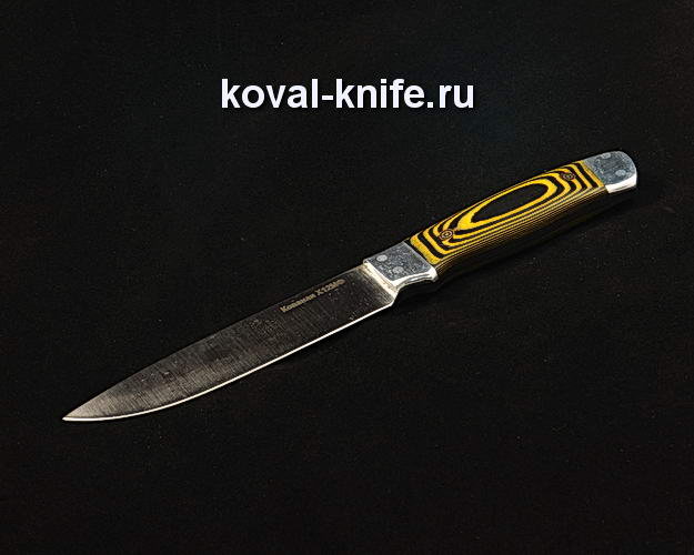Нож S147 из кованой Х12МФ