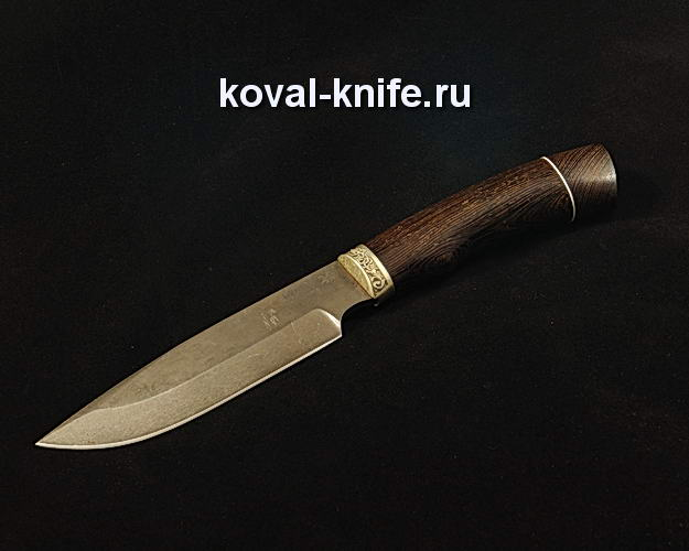 Нож S154 из булатной стали