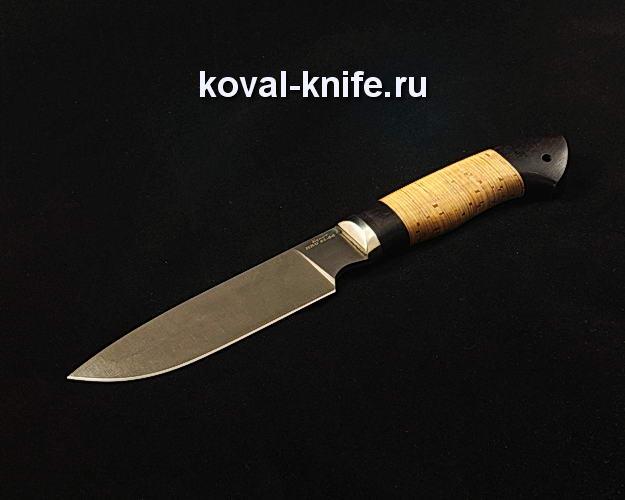 Нож S155 из булатной стали