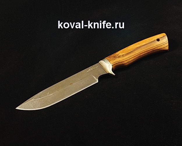 Нож S156 из булатной стали