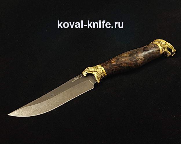 Нож S157 из булатной стали