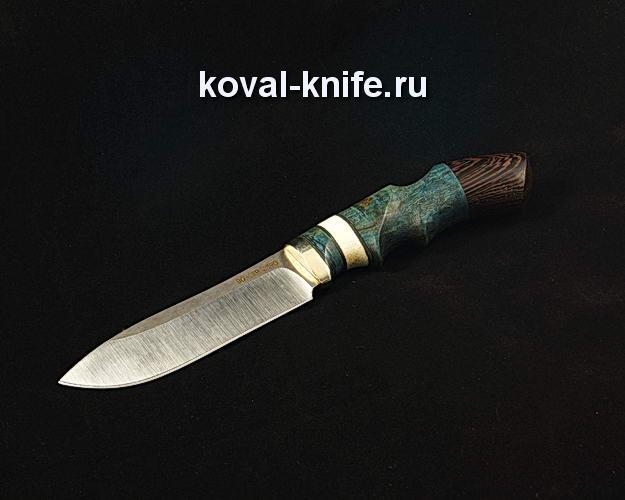 Нож S16 из порошковой стали M390