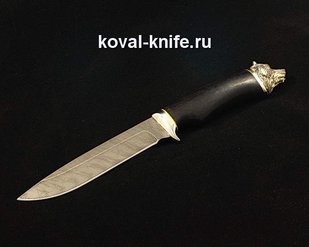 Нож S160 из дамасской стали