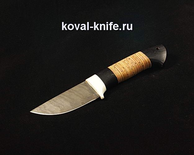 Нож S164 из дамасской стали