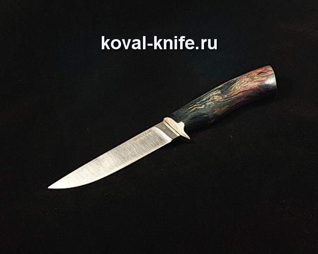Нож S166 из порошковой стали ELMAX