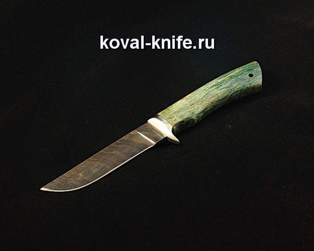 Нож S169 из дамасской стали