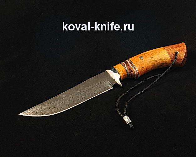 Нож S17 из дамасской стали